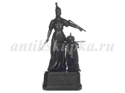Скульптура Россия