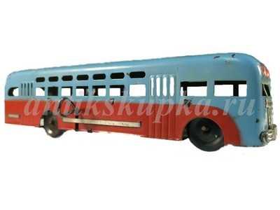 Игрушка Автобус СССР