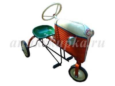 Игрушка Велосипед СССР