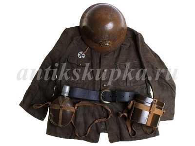 Военная униформа 3 рейх