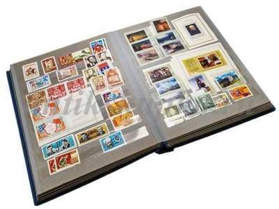 Коллекция старинных марок