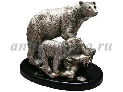 статуэтка серебро