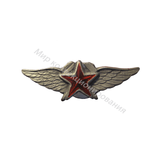 «Авиационный техник спецслужб авиационно-технического училища ВВС РККА»