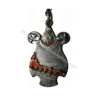 Памятный жетон ВСЕКОХОТСОЮЗа, Нижний Новгород