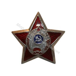 Единый знак на головной убор для сотрудников внутренних дел