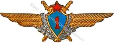 «Военный летчик 1-го класса»