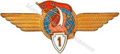 «Летчик-космонавт 1-го класса»