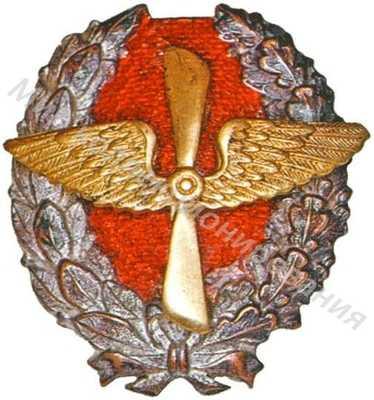 Знак «Красного военного летчика»