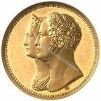 В память 10-летия коронации Николая I