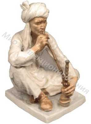 Афганский курильщик