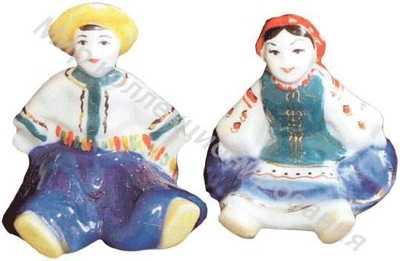 Куклы «Украинка», «Украинец»
