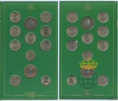 Старинные монеты банка России 1999-2001