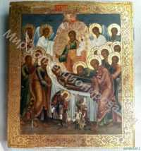 18-19.век.Успение Пресвятой Богородицы. Оригинал. 25000-min