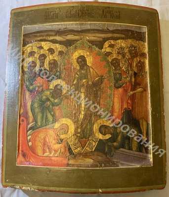 Икона  Образ Воскресения Христова