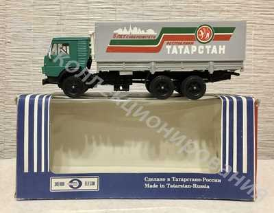 КАМАЗ 53212  5 лет суверенетету РТ  Элекон 1 43