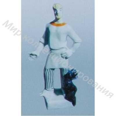 Статуэтка Балда и черт Песочное