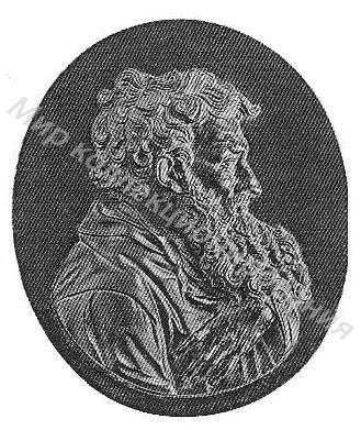 Барельеф Апостол Павел