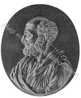 Барельеф Апостол Петр