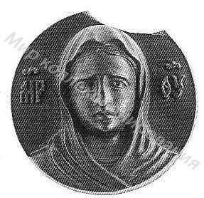 Барельеф Богородица