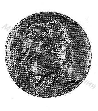 Барельеф Генерал Бонапарт