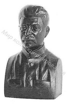 Бюст Портрет И.В. Сталина