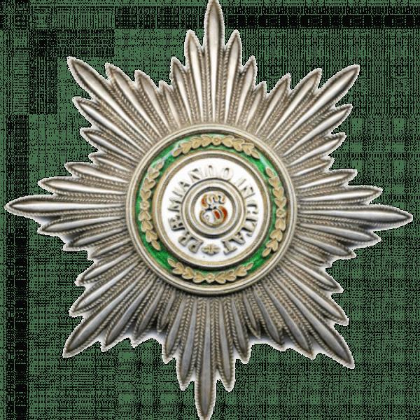 Звезда ордена Святого Станислава 1864 год