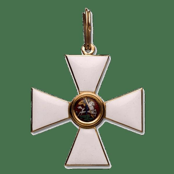 Знак ордена Святого Георгия III степени