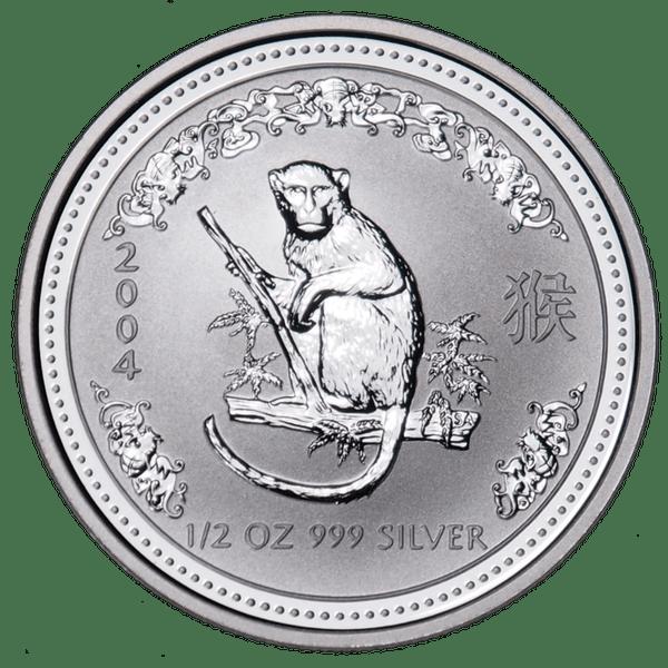 50 центов 2004 года «Год Обезьяны. Лунар». Австралия