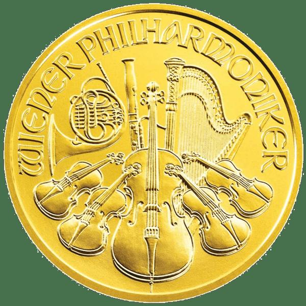 100 евро 2011 года. Венский Филармоникер. Австрия
