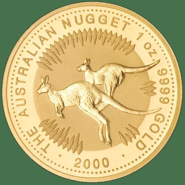 100 долларов 2000 года «Кенгуру». Австралия