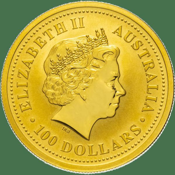 100 долларов 2006 года «Кенгуру». Австралия