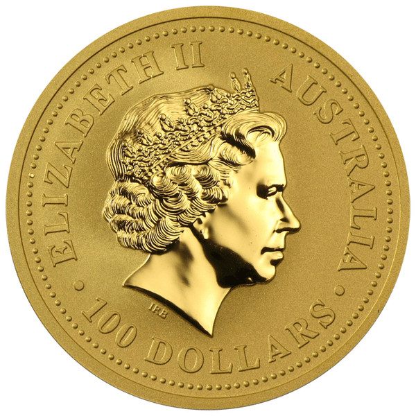 100 долларов 2007 года «Кенгуру». Австралия