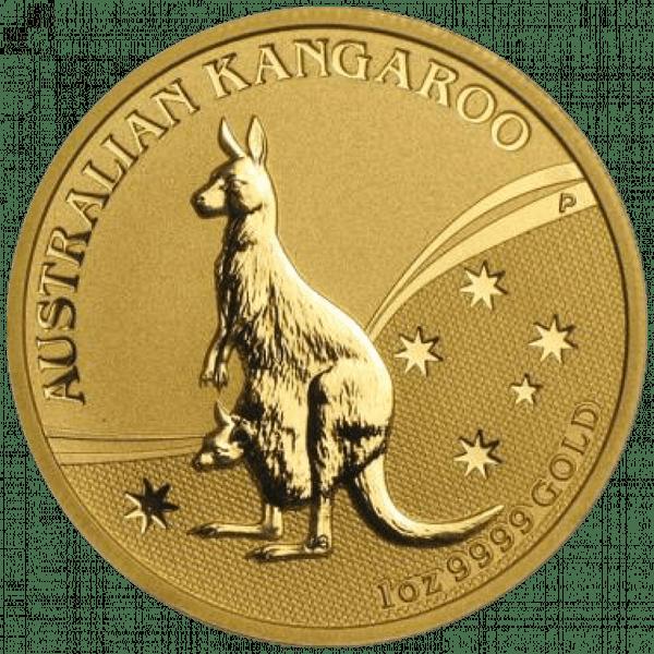 100 долларов 2009 года «Кенгуру». Австралия