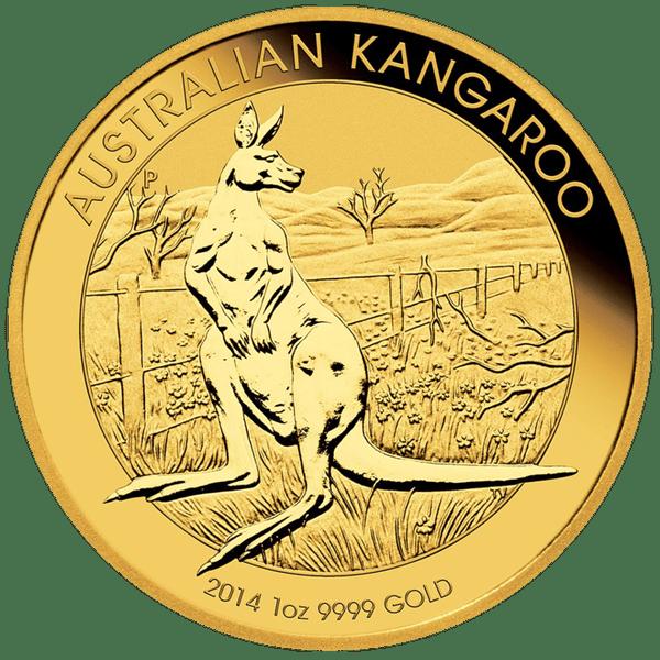 100 долларов 2014 года «Кенгуру». Австралия