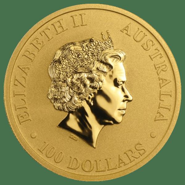 100 долларов 2015 года «Кенгуру». Австралия