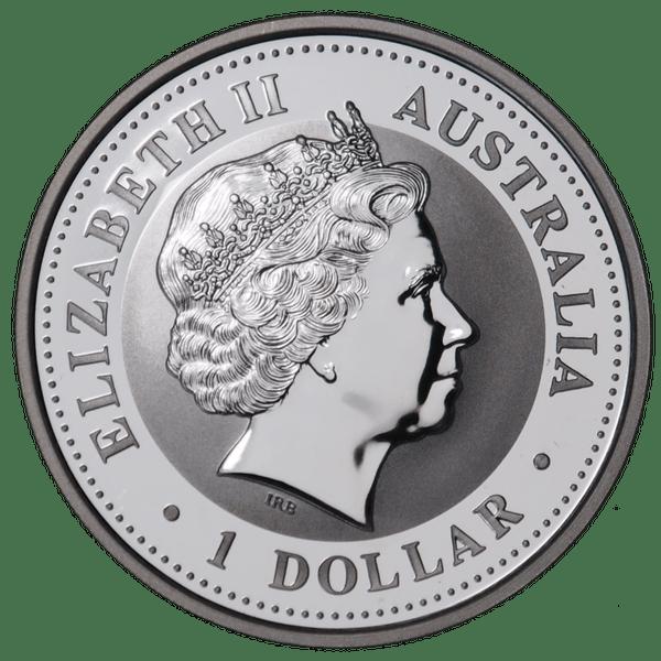 1 доллар 2003 года «Год Козы. Лунар». Австралия