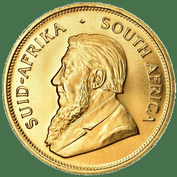 1 крюгерранд 1983 года. Южная Африка. ЮАР