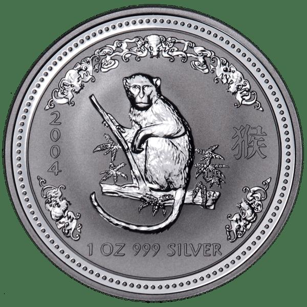 1 доллар 2004 года «Год Обезьяны. Лунар». Австралия