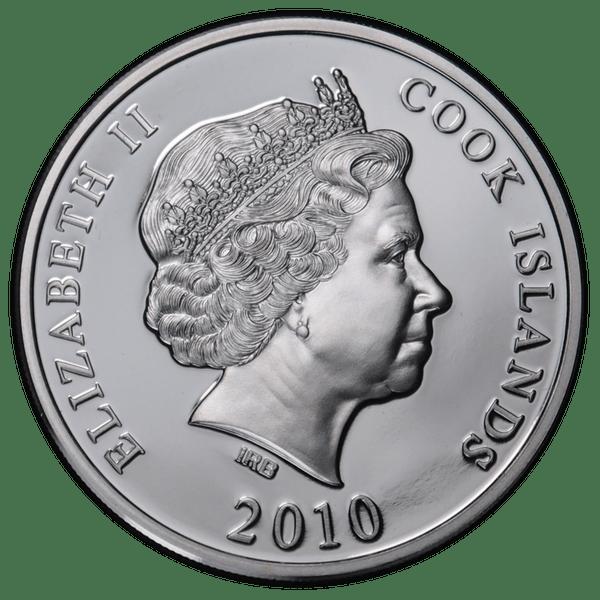 10 долларов 2010 года «Год Тигра»