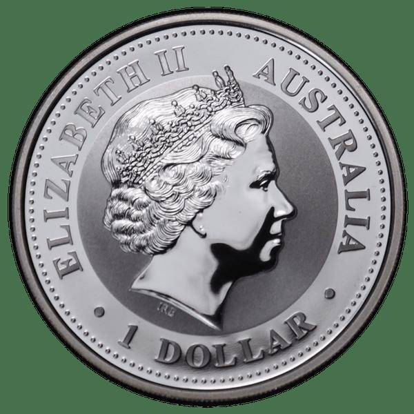 1 доллар 1999 года «Год Кролика. Лунар». Австралия