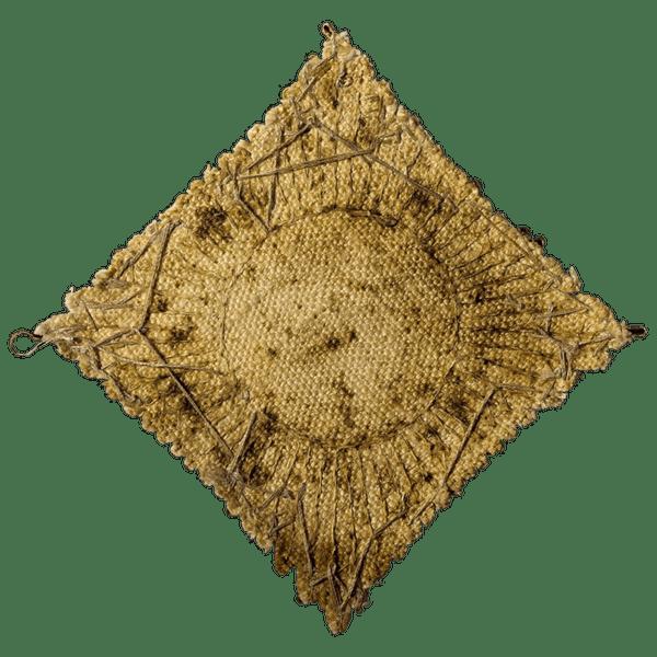 Звезда ордена Святого Георгия. Серебряное шитье