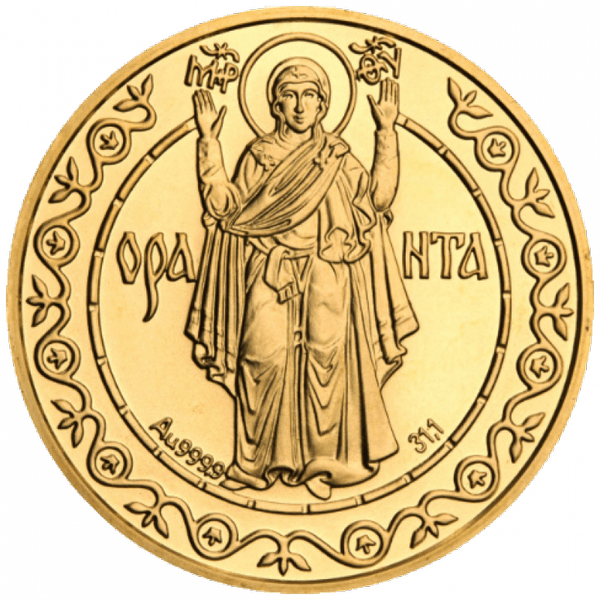 500 гривен 1996 года «Оранта». Украина