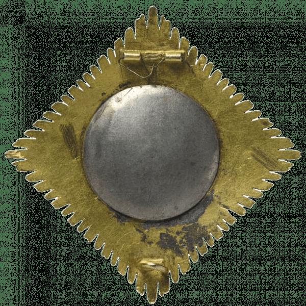 Звезда ордена Святого Георгия. 1840 год