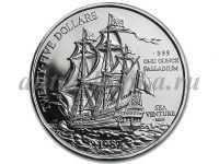 Монеты палладиевые зарубежные