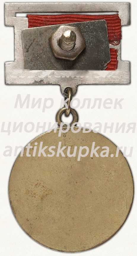 Медаль «За воинскую доблесть» Тувинской Аратской Республики
