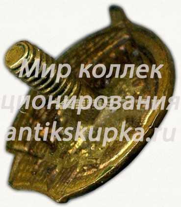 Членский знак ДСО «Искра»