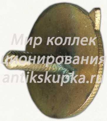 Членский знак ДСО «Металлург Востока»