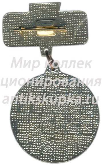 Медаль «VIII спартакиада народов СССР. Чемпион района. ДОСААФ»