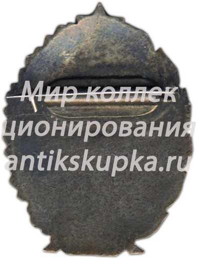 Знак «125 лет МВТУ»