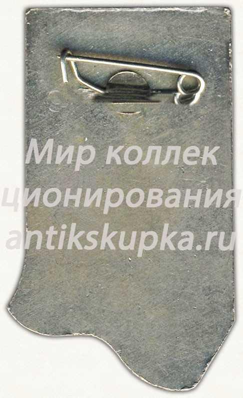 Знак «60 лет Татарскому государственному медицинскому институту (ТГМИ)»